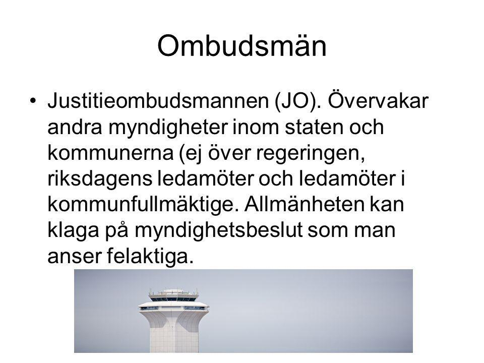 Ombudsmän