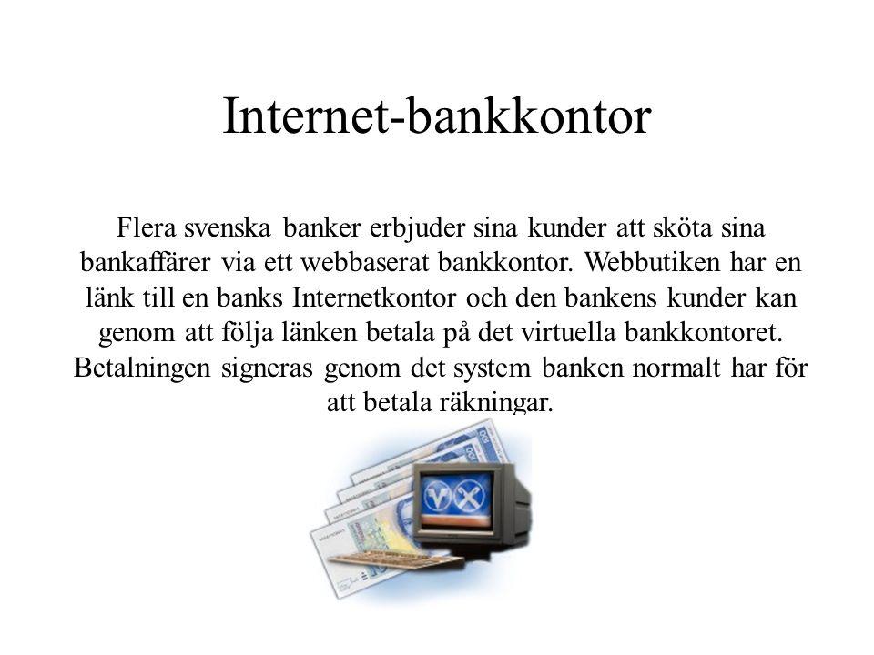 Internet-bankkontor
