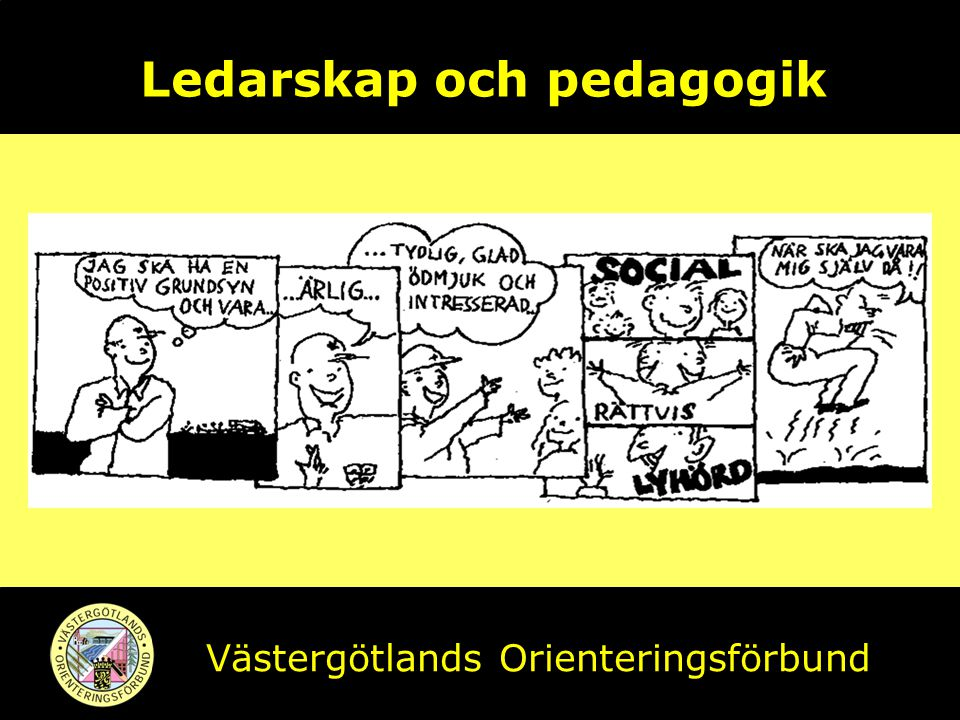 Ledarskap och pedagogik