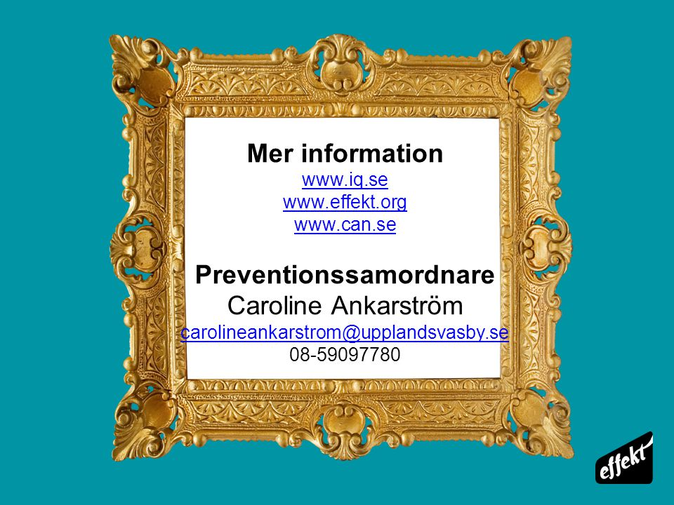Preventionssamordnare