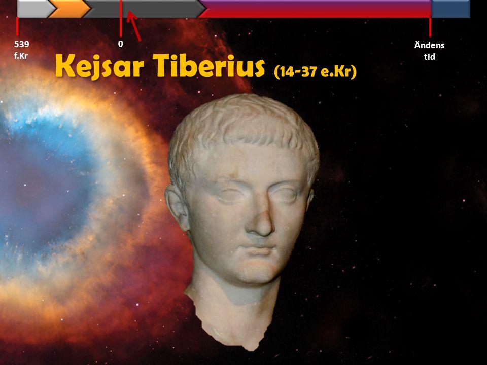 Kejsar Tiberius (14-37 e.Kr)