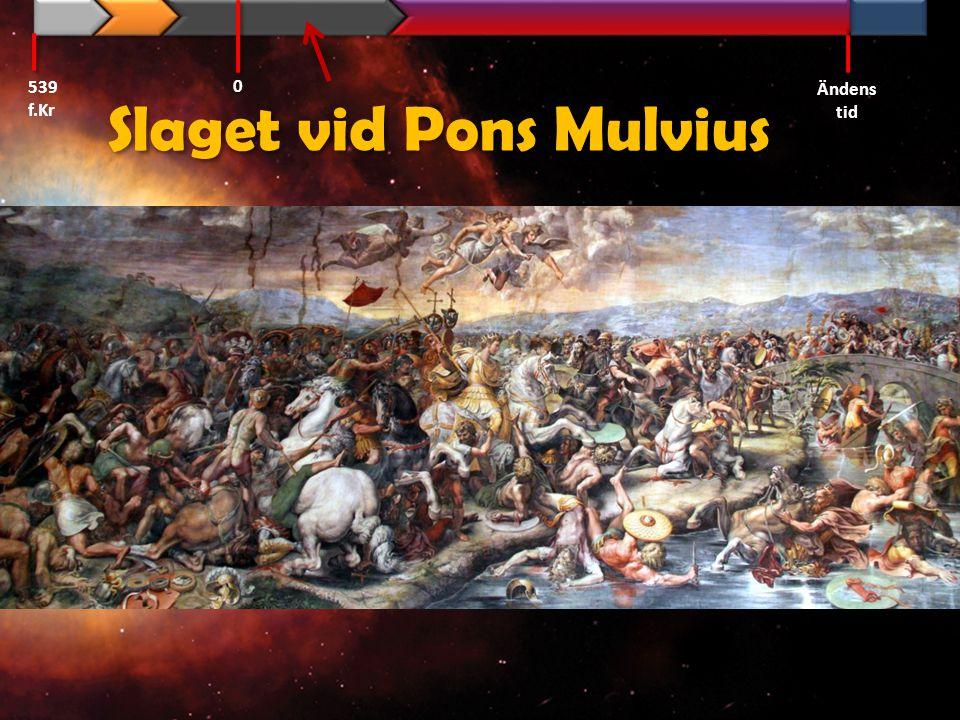 Slaget vid Pons Mulvius