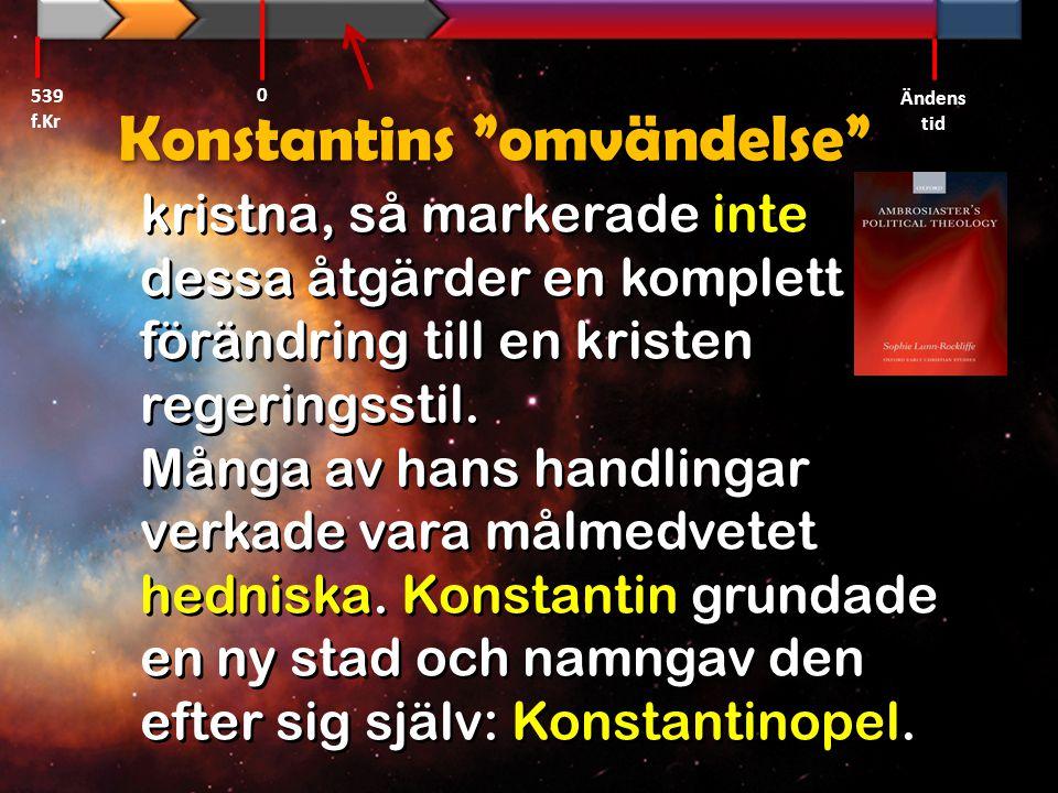 Konstantins omvändelse
