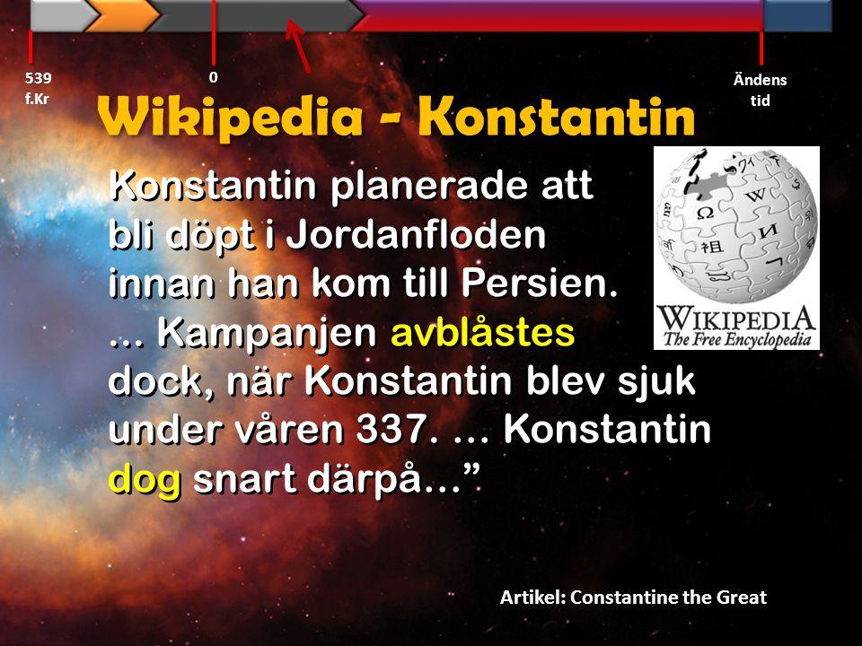 Wikipedia - Konstantin