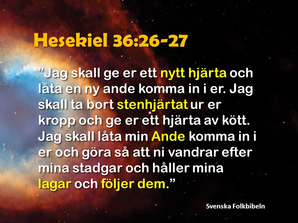 Hesekiel 36:26-27
