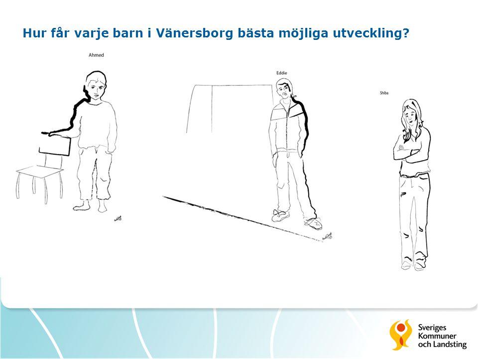 Hur får varje barn i Vänersborg bästa möjliga utveckling