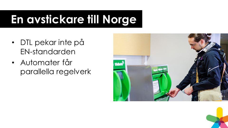 En avstickare till Norge