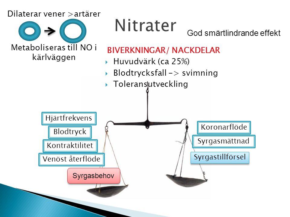 BIVERKNINGAR/ NACKDELAR