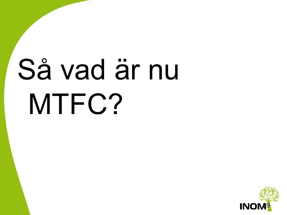 Så vad är nu MTFC 29 29