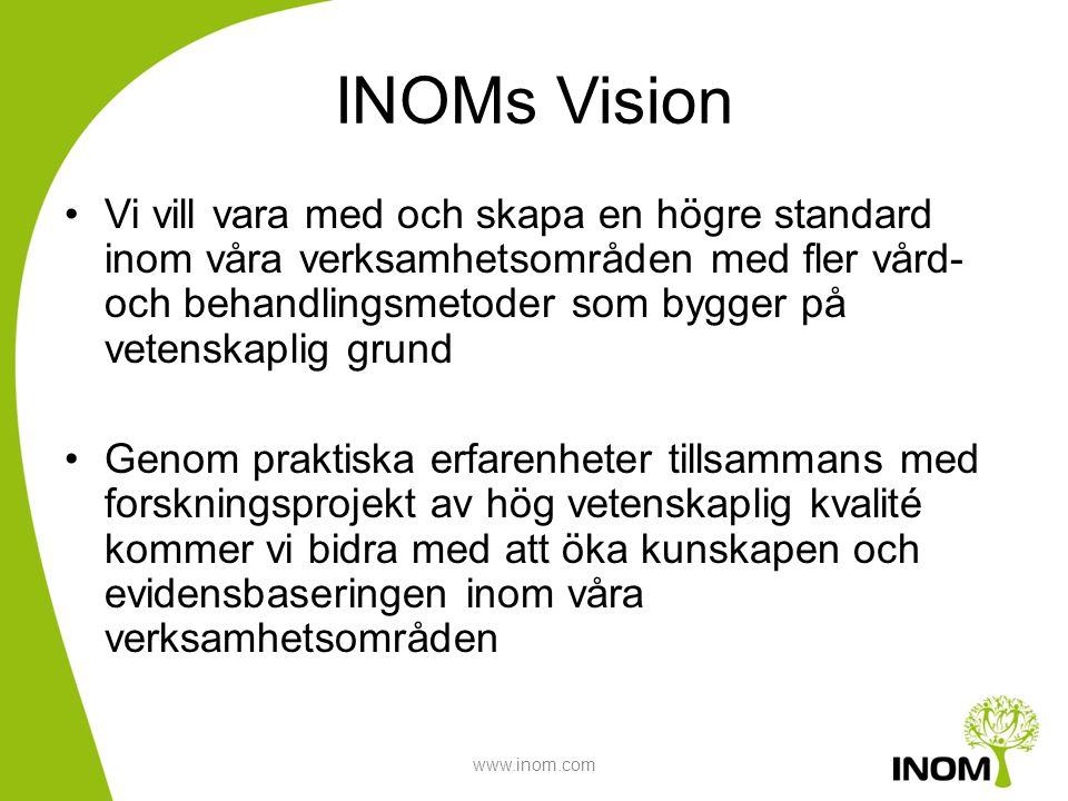 INOMs Vision