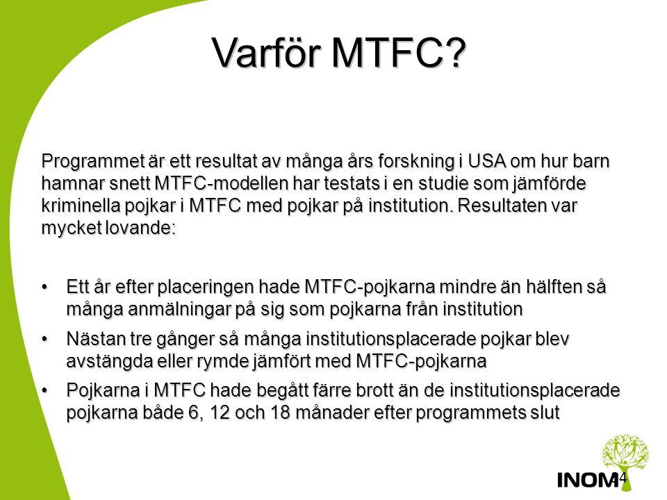 Varför MTFC
