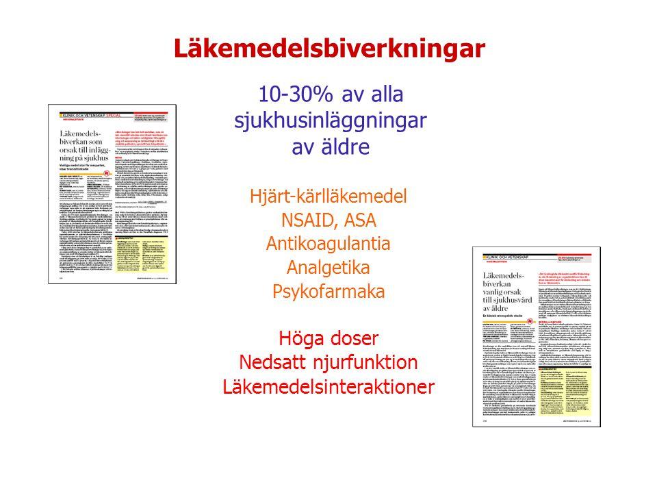 Läkemedelsbiverkningar