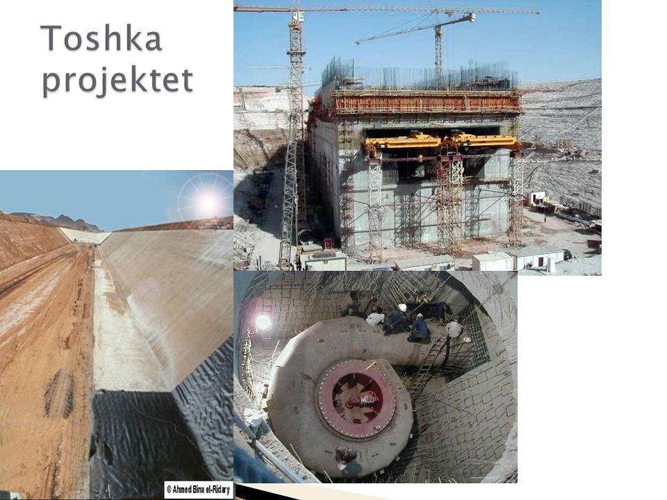 Toshka projektet