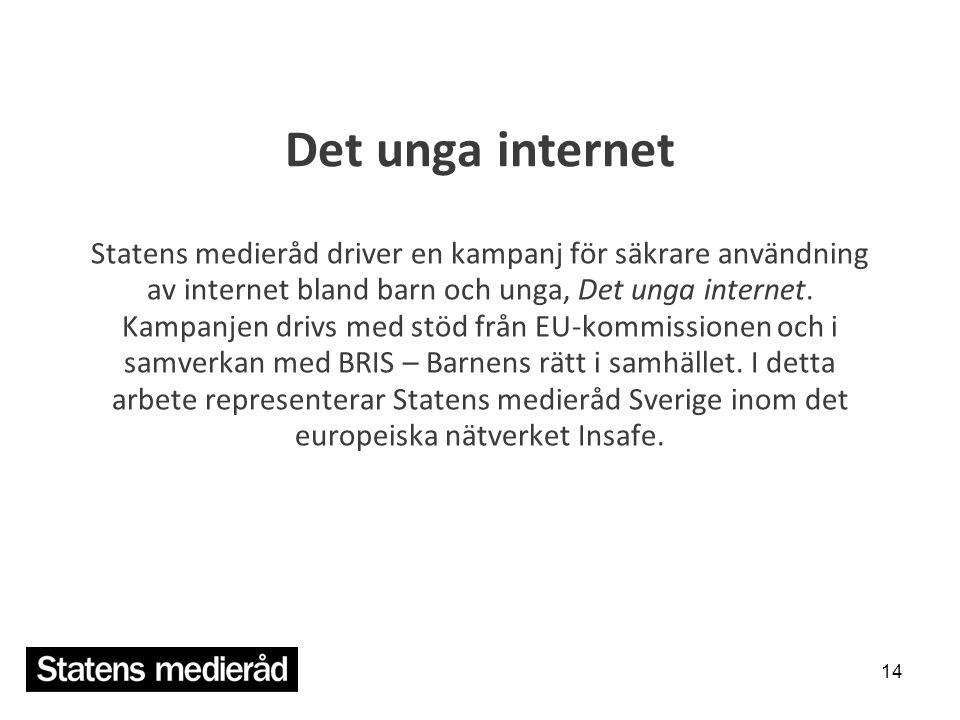 Det unga internet