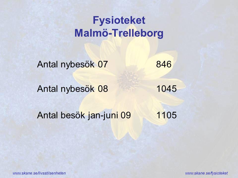 Fysioteket Malmö-Trelleborg
