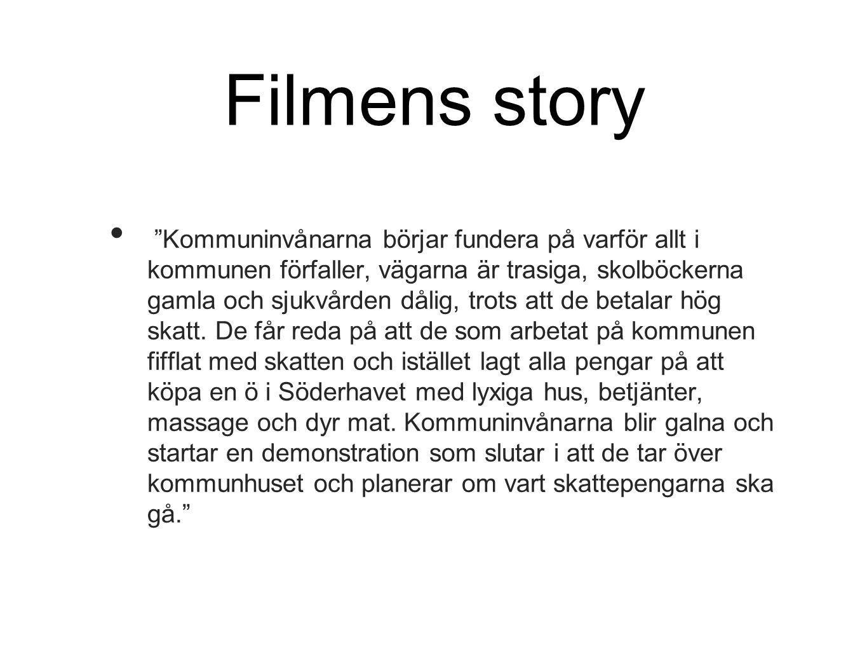 Filmens story