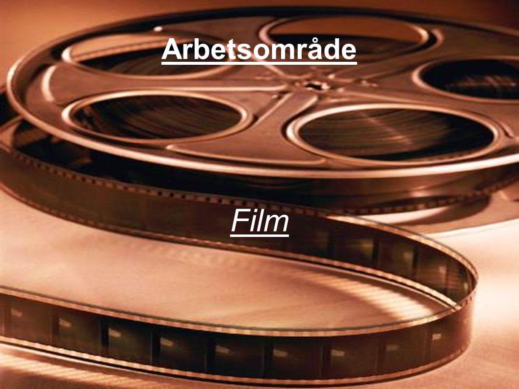 Arbetsområde Film