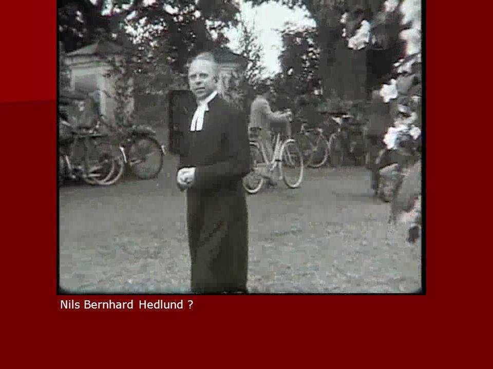 Nils Bernhard Hedlund