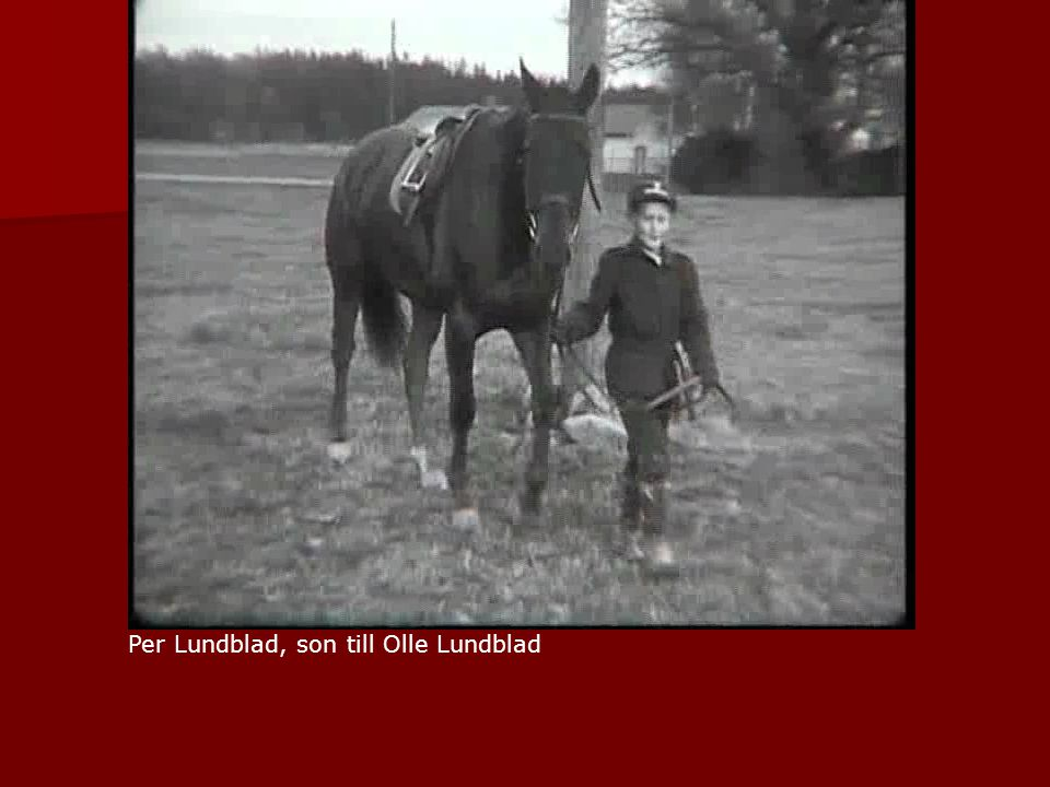 Per Lundblad, son till Olle Lundblad
