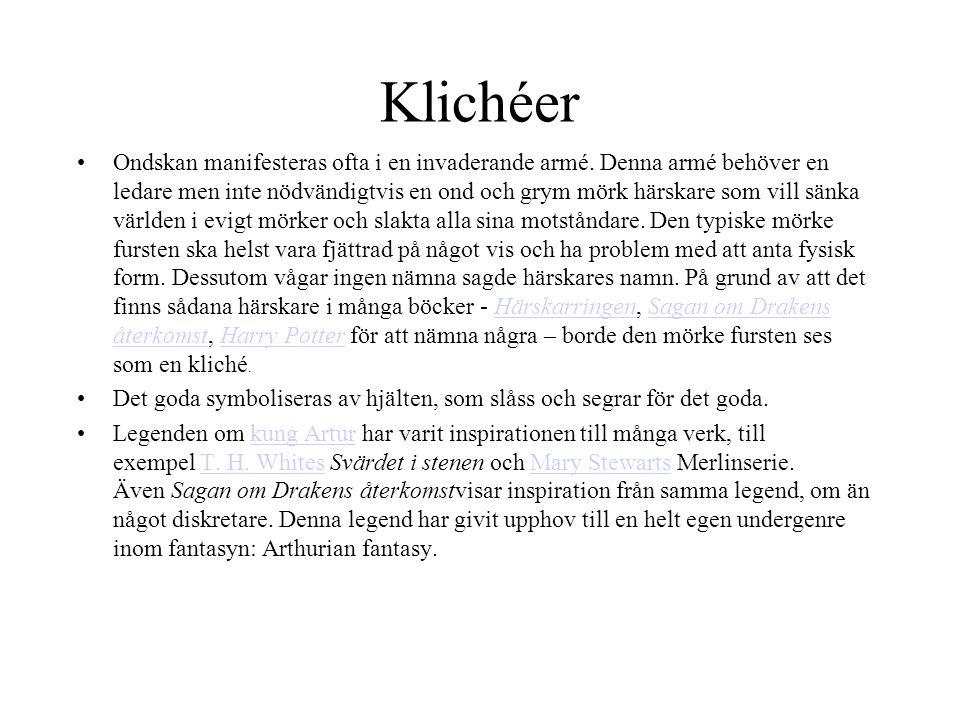 Klichéer