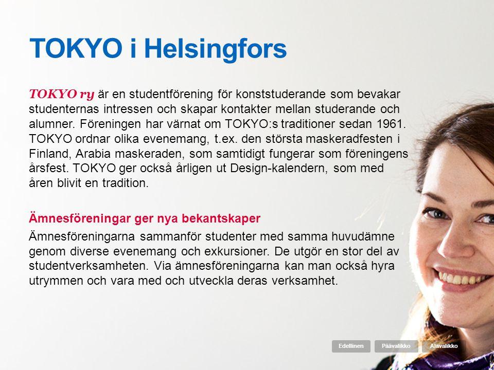 TOKYO i Helsingfors