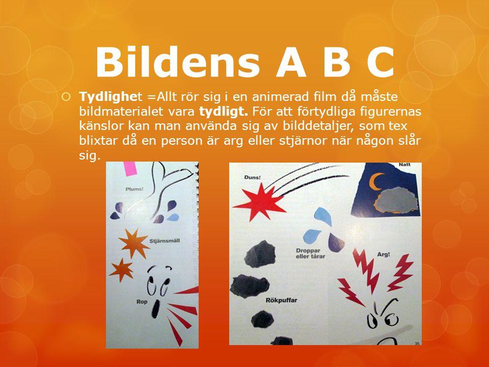 Bildens A B C