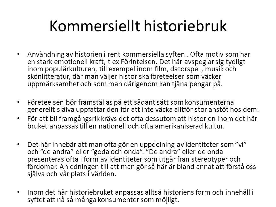 Kommersiellt historiebruk