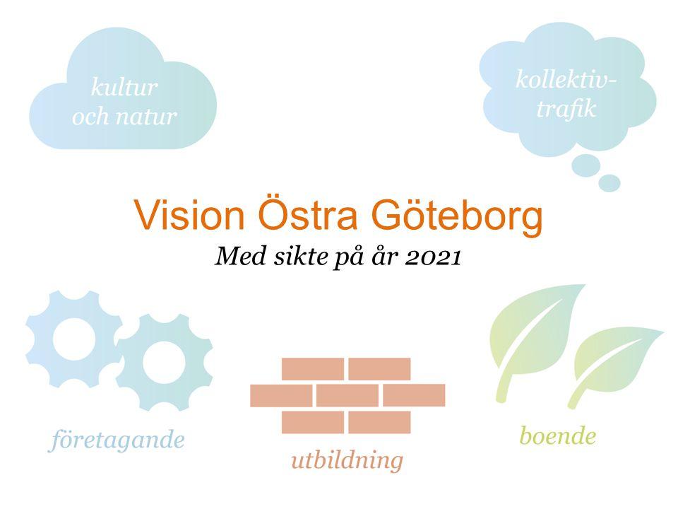 Vision Östra Göteborg Med sikte på år 2021