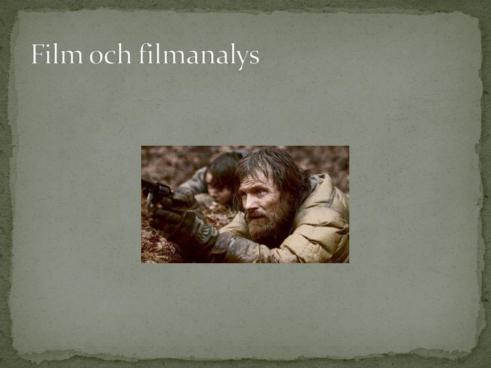 Film och filmanalys