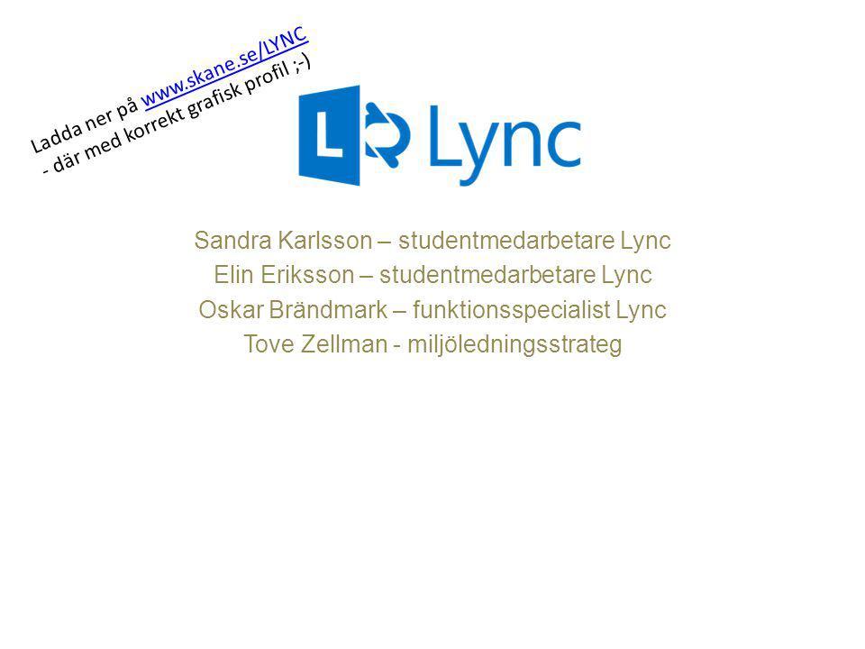 Ladda ner på www.skane.se/LYNC - där med korrekt grafisk profil ;-)