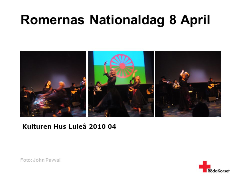 Romernas Nationaldag 8 April