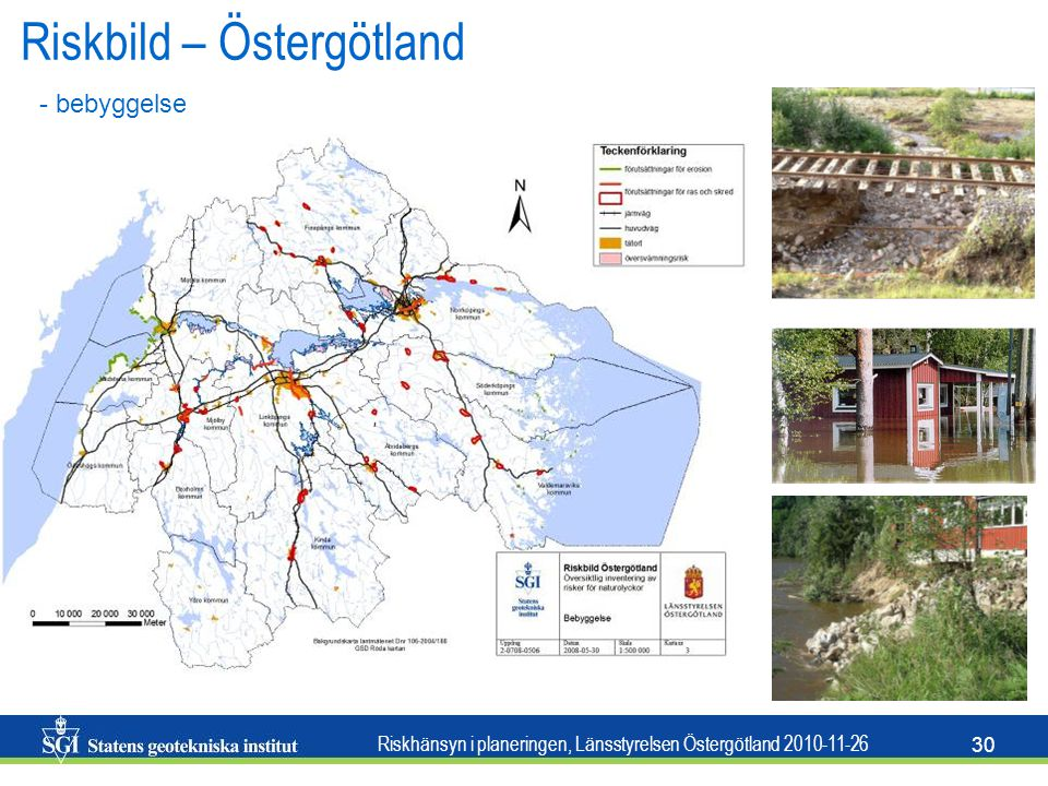 Riskbild – Östergötland