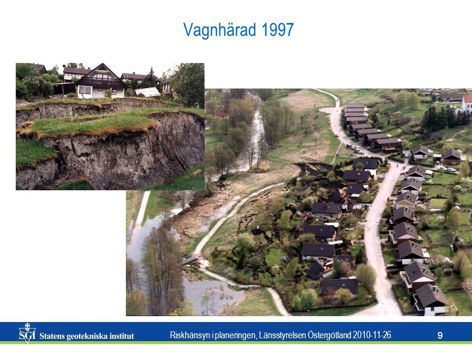 Vagnhärad 1997