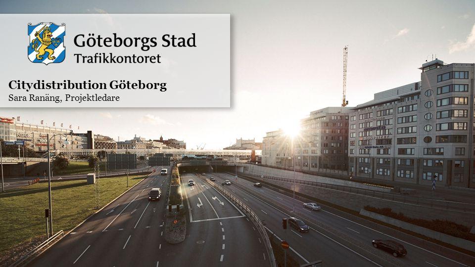 Citydistribution Göteborg