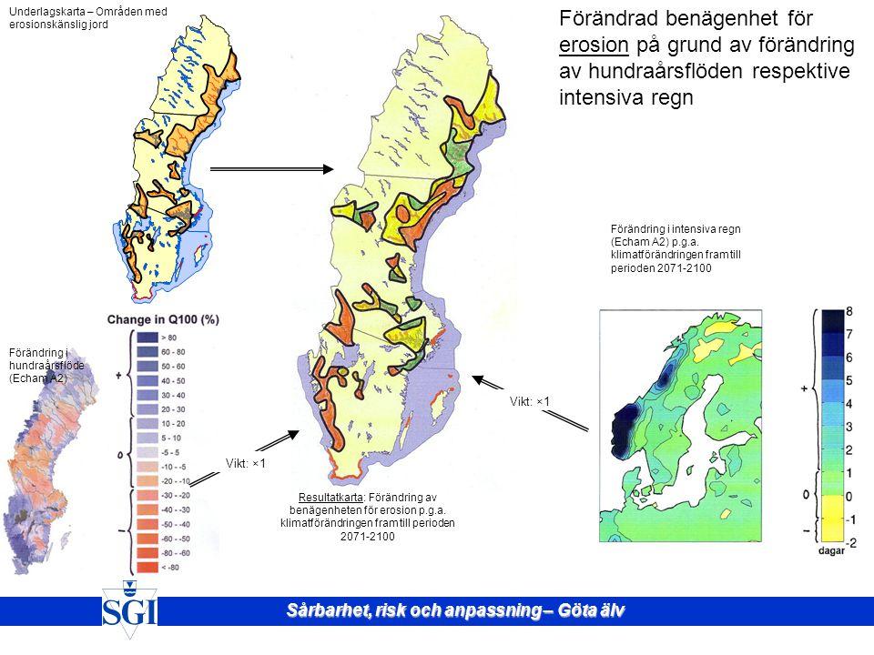 Underlagskarta – Områden med erosionskänslig jord