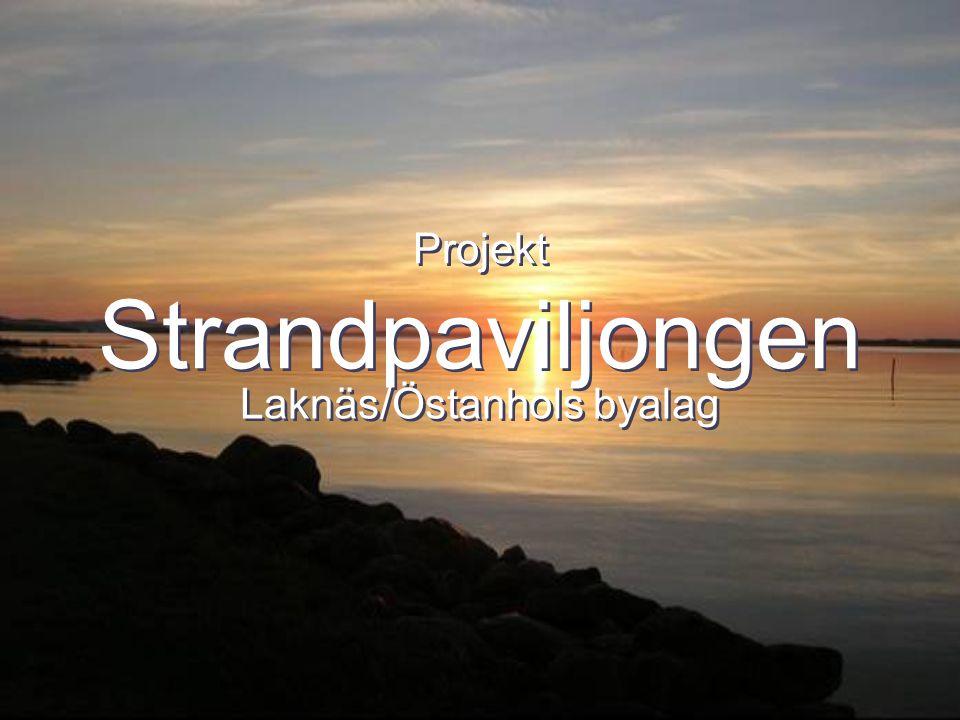 Projekt Strandpaviljongen
