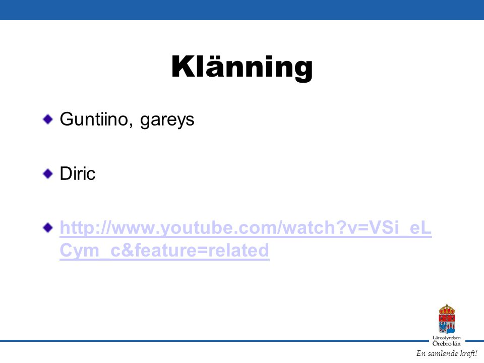 Klänning Guntiino, gareys Diric