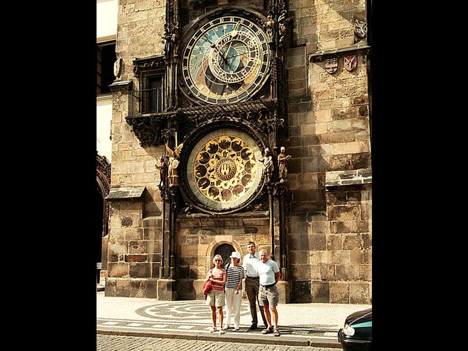 8-D07 Det astronomiska uret från 1490