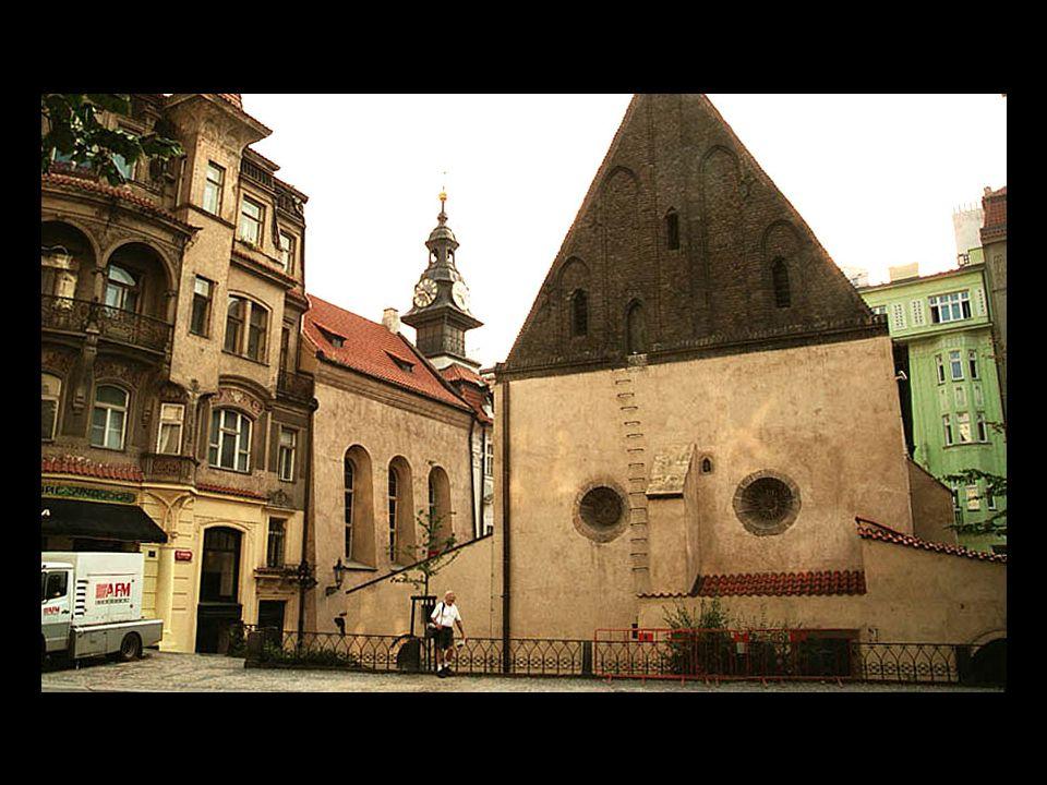 4-G31 Gammalnya synagogan är den äldsta överlevande synagogan i Europa