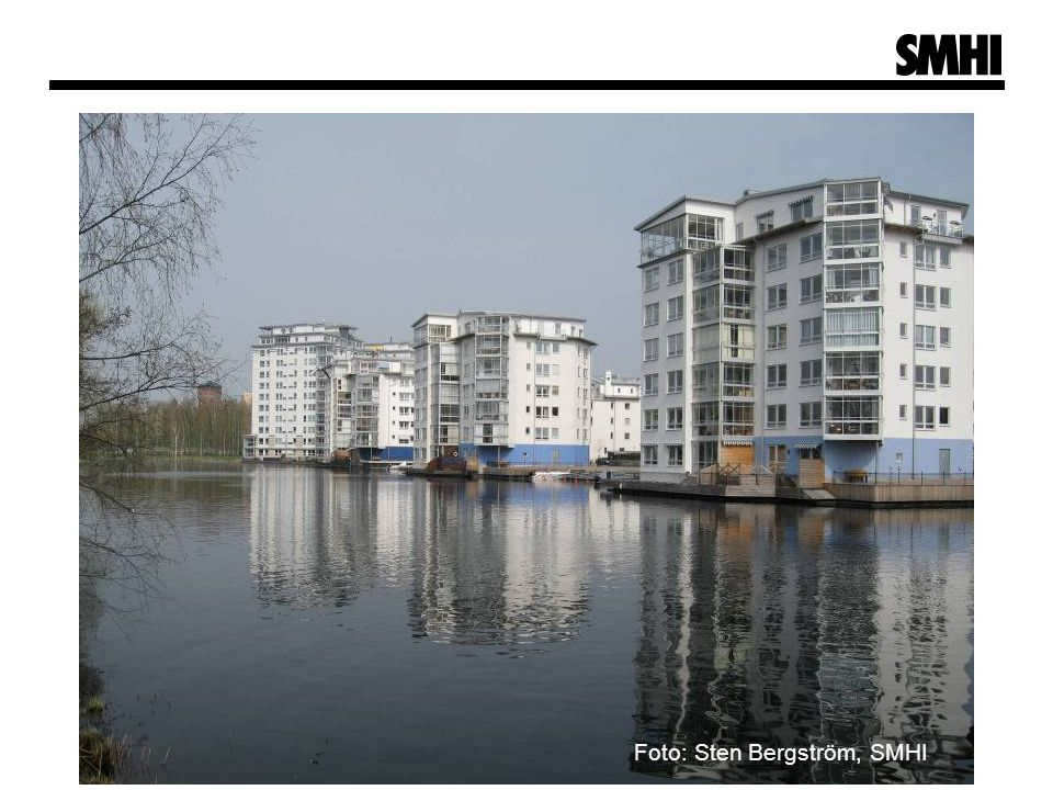 New developments in the city of Karlstad