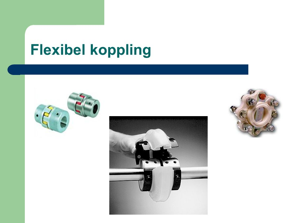 Flexibel koppling