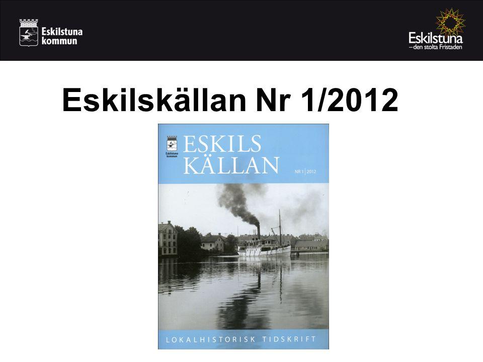 Eskilskällan Nr 1/2012