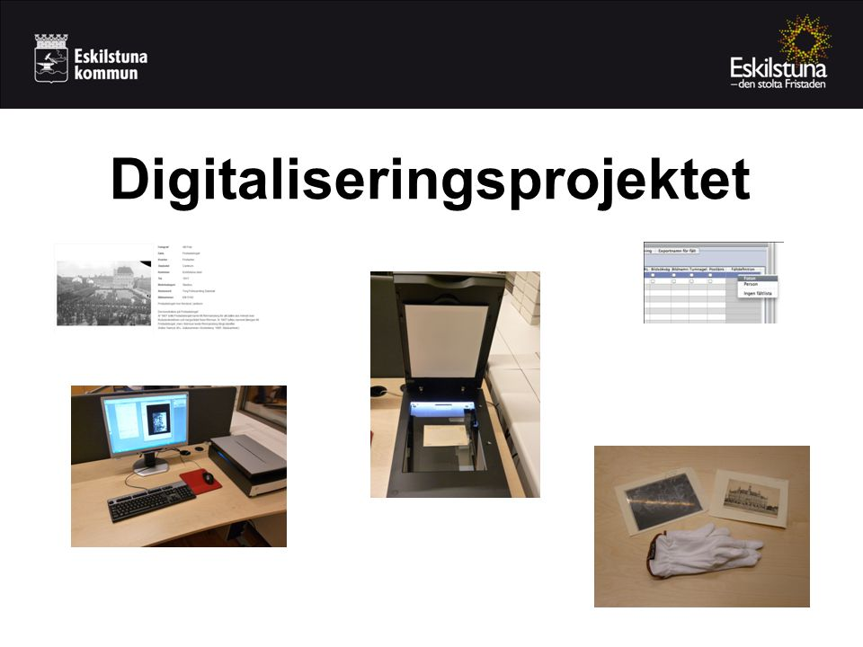 Digitaliseringsprojektet