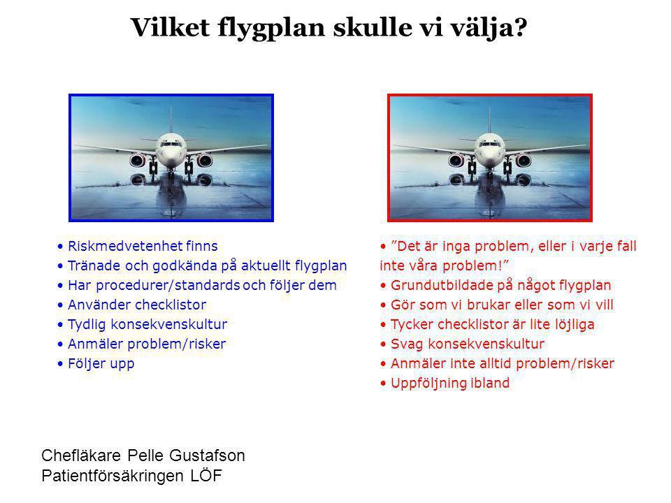 Vilket flygplan skulle vi välja