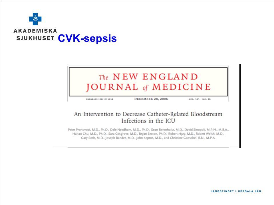 CVK-sepsis