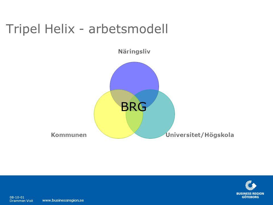 Tripel Helix - arbetsmodell