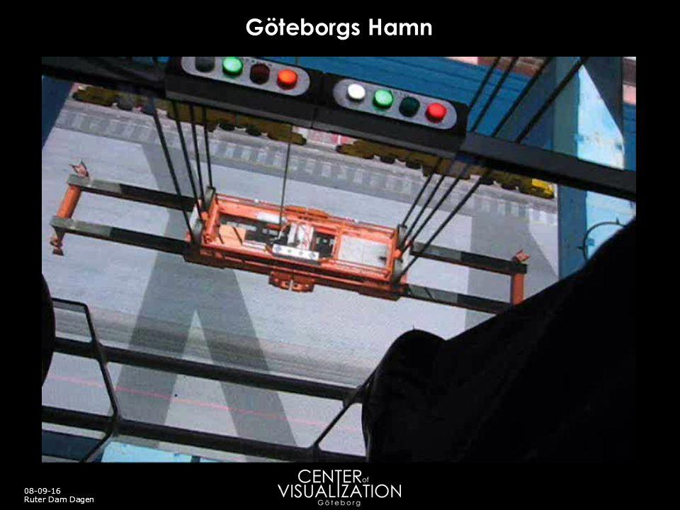 Göteborgs Hamn 08-09-16 Ruter Dam Dagen