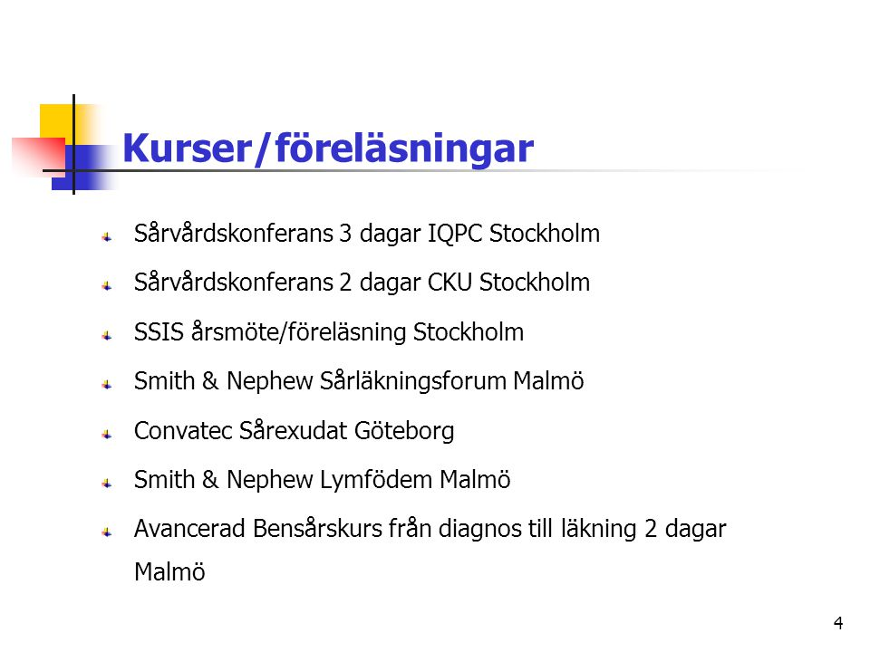 Övriga uppdrag Maria Ewald-Lind ingår i Läkemedelskommittén Halland