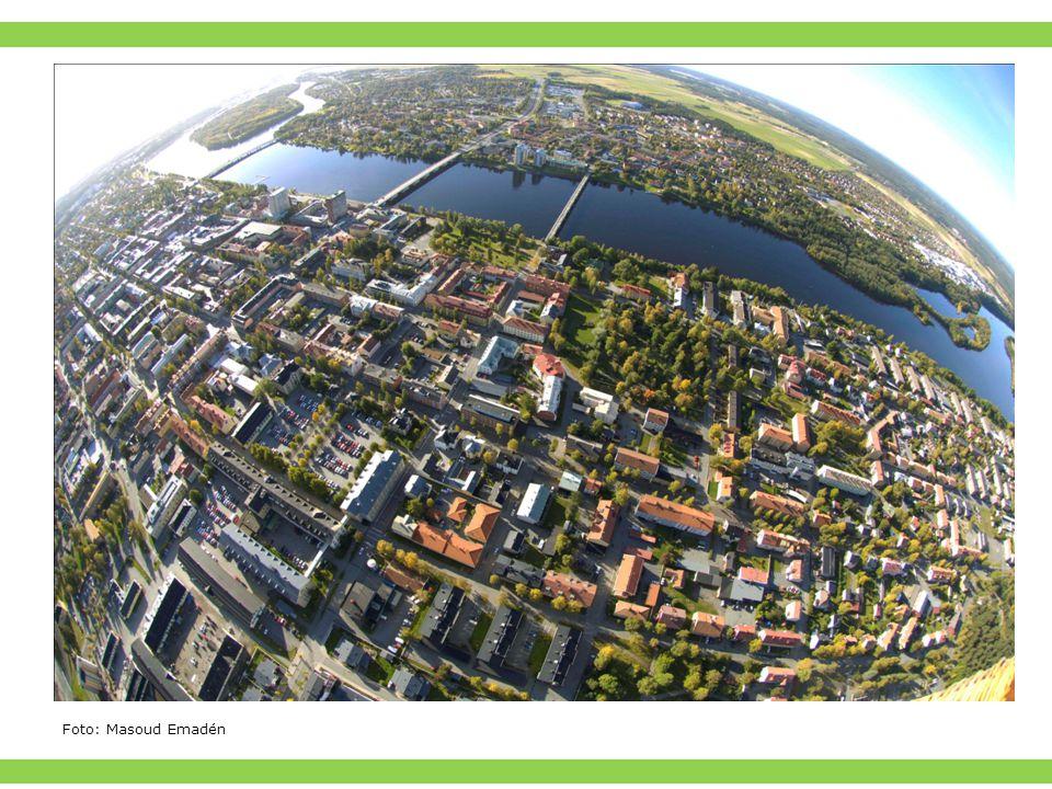 Under året 2014 är vår ambition Att ta Umeå till Europa