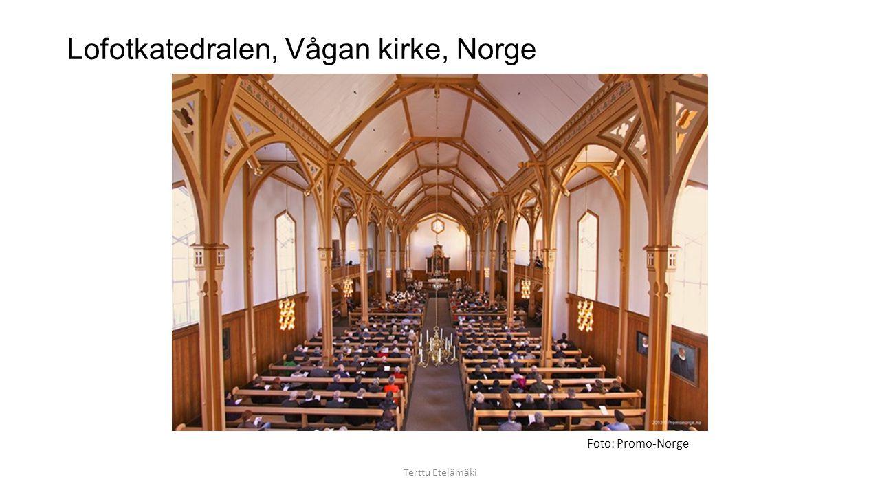 Lofotkatedralen, Vågan kirke, Norge